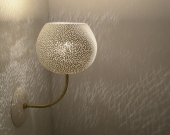 Wall light: Large Claylight Sconce  - On introduction Sale 30% Off