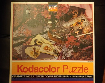 Puzzle Victorian Style