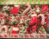 Grain Free Christmas Small Dog Treats Made In USA