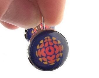 CBC Retro Gem earrings