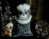 Our Darling Limited Print Poppet by Macabre