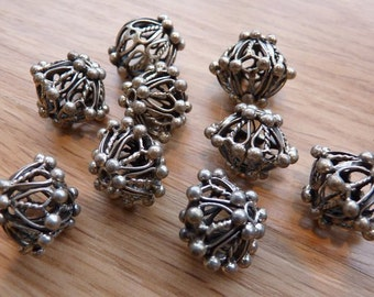 Sterling silver beads from India