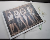 Large Verkerke Holland * Vintage Rob Lang Photography * 1980s / 90's Cards * Photography and Greetings * Gifts of Affection