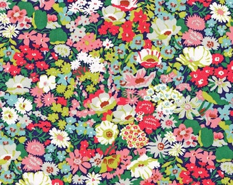 Thorpe C Liberty Tana Lawn Fabric Half Yard