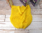 CROCHET PATTERN - Reusable Grocery Bag - Pattern for beach bag - market tote - farmer's market bag - dance bag - carry all bag - DIY pattern