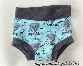 Little Tornado... GROW with ME Training Pants - You choose the Size