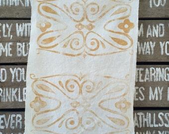 San Ysidro - Organic Tea Towel