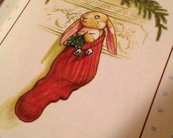 1984 Velveteen Rabbit Children's Book