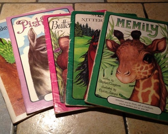Instant Collection of Serendipity Children's Books