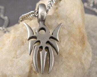 Tribal Spider Men's Necklace