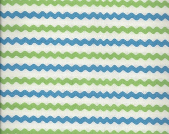 McCalls Blue Ric Rac (33507-3) - by the piece - 1 yard 15-inches