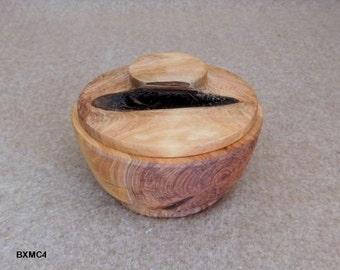 "5 1/2"" Mountain Cedar Treasure Box"