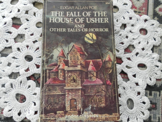 a review of the writing techniques used in the fall of the house of usher by edgar allan poe Free essay on the fall of the house of usher: edgar alan poe the fall of the house of usher edgar allan poe'd 'the fall of any model paper from echeatcom or its affiliates are required to cite all of the sources properly when writing their own paper.