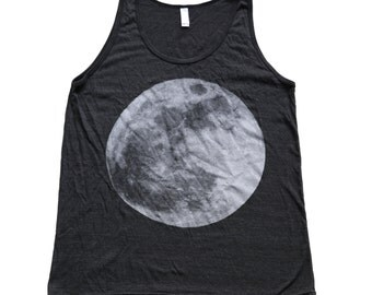 Men's Moon Tank Top
