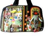 "Bag molly creative bag unique bag n34 ""little panda"""