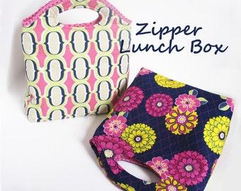 Zipper Lunch Bag