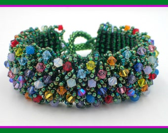 PDF Magic Carpet Bracelet (INSTANT DOWNLOAD)