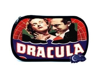 Dracula - Vampire Horror Movie Cosmetic Bag