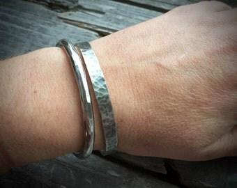 Sterling Silver Cuff Bracelet Handmade Jewelry Wild Prairie Silver Joy Kruse