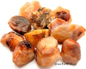 One Natural Carnelian Stone, Gemstone,  Feng Shui, Reiki, Crystal Healing, Rock Hound, Orange, Reiki, Crafts, Crystal Healing, Chakra Stone