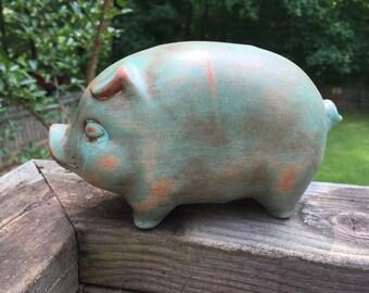 Vintage Design Ceramic Piggy Bank