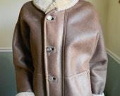 Shearling Sheepskin Jacket
