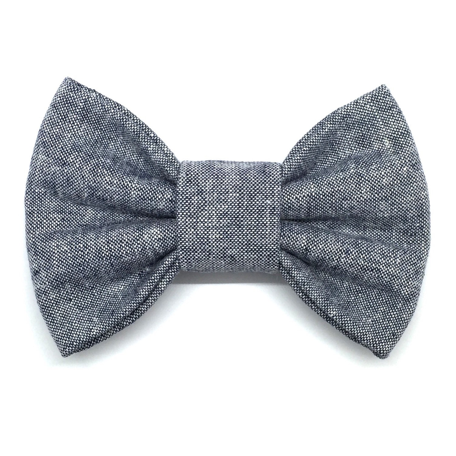 Ivy League Snap-In Dog Bows® Bow Tie Dog Bow Tie Cat Bow