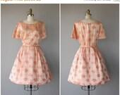25% OFF SALE... 60s Dress | 1960s Dress | 60s Cocktail Dress | 60s Party Dress | 1960s Brocade dress