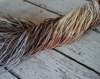 NeW Hand Dyed JOURNEY  cord, 6 yards