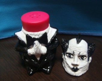 Custom Character Single(Salt or pepper)  shaker(standard Size/fullbody style or head style)Made to Order