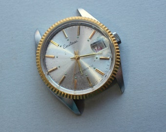 Vintage Eastman Watch Case And Movement