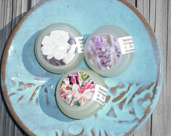 "SOLID PERFUME / Perfume / Solid Fragrances - ""Your CHOICE of many Fragrances"""