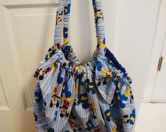 Giant Hoito Bag - Mickey Mouse