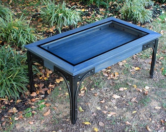 Display coffee table Etsy
