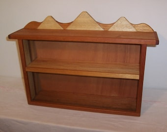 Small Shelves Handcrafted From Reclaimed Wood