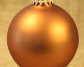 Glass Ball Ornament, 8ct. Autumn Velvet