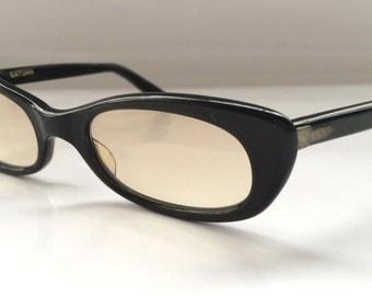70s Vintage Small Cateye Women Ladies Child Sunglasses Small Head Size
