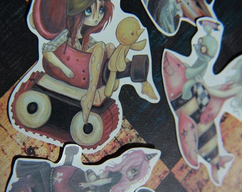 Pins / Stickers
