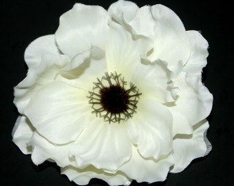 White Anemone - Artificial Flowers