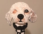 Customize Your Dog  Wine Stopper III