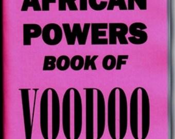 THE 7 AFRICAN POWERS Book of Voodoo