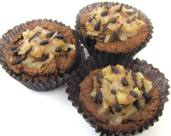 German Chocolate Cookies 9 pc. Gift Box