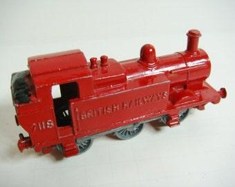 Vintage Toy Locomotive British Railways Budgie 7118