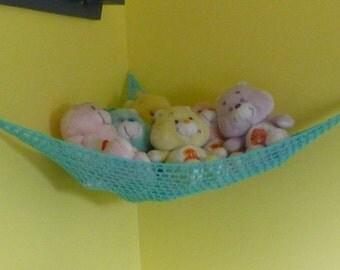 Hammock for Stuffed Animals, Seabreeze