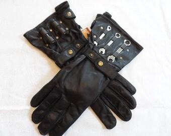 Mechanic's Gloves - Black S