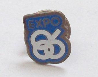 Vancouver Expo 86 Pin