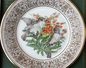 "Eastern Phoebe 1981 Lenox Vintage Limited Edition ""Boehm"" Bird Plate"