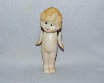 Vintage / Bisque / Doll / Flapper / frozen charlotte / penny doll / Vintage Dolls