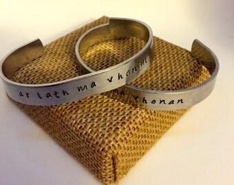 Ar Lath Ma Vhenan (Dragon Age) bracelet