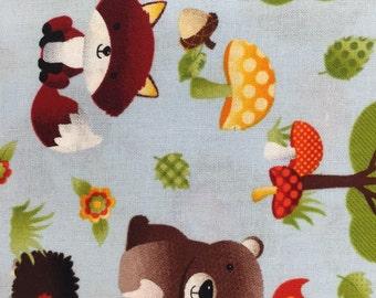 Forest Friends Fabric 1 Yard